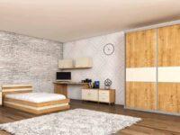חדר אביב צבע לבן שמנת