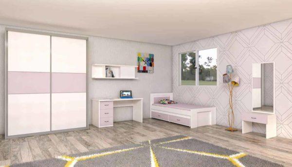 חדר בר סגול